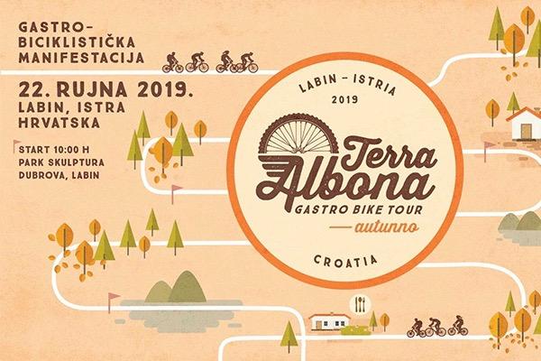 TERRA ALBONA  gastro-biciklistička tura