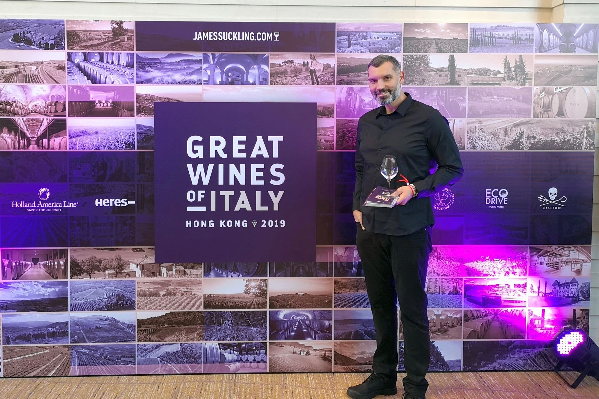 GREAT WINES OF ITALY by Božidar Jukić