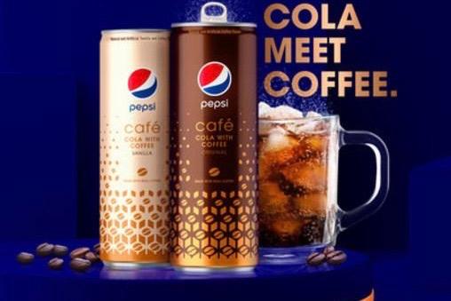 PEPSI COLA NOVITET kava s okusom kole