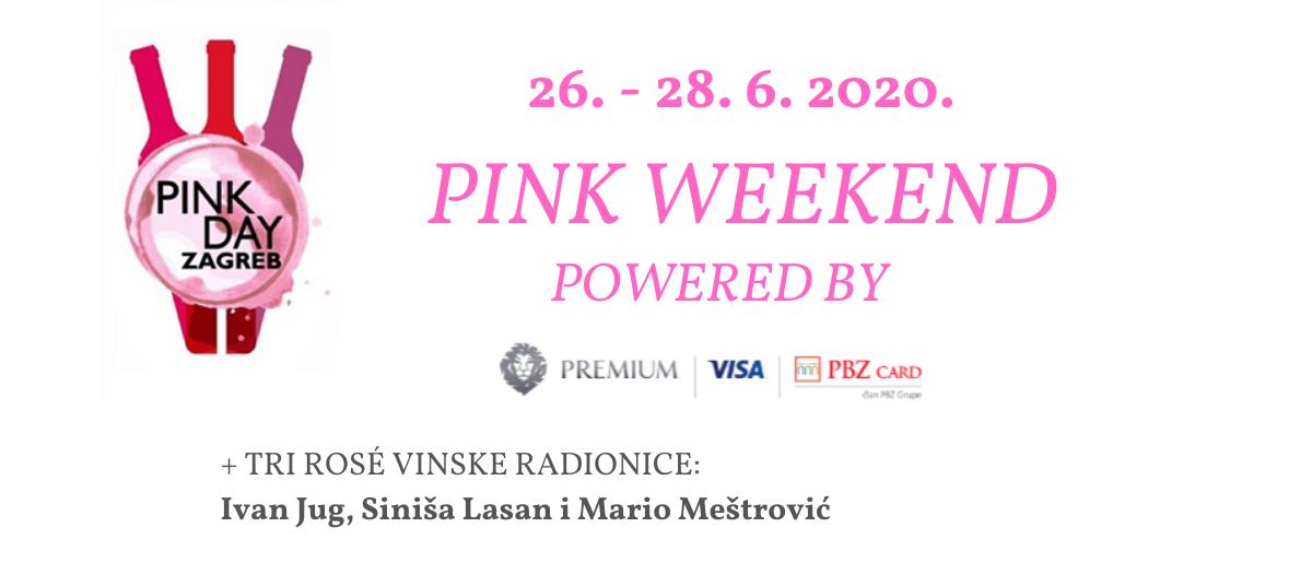 Održan prvi PINK WEEKEND powered by Premium Visa