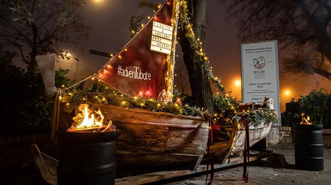 Prekrasna Božićna priča restorana BOTA ŠARE