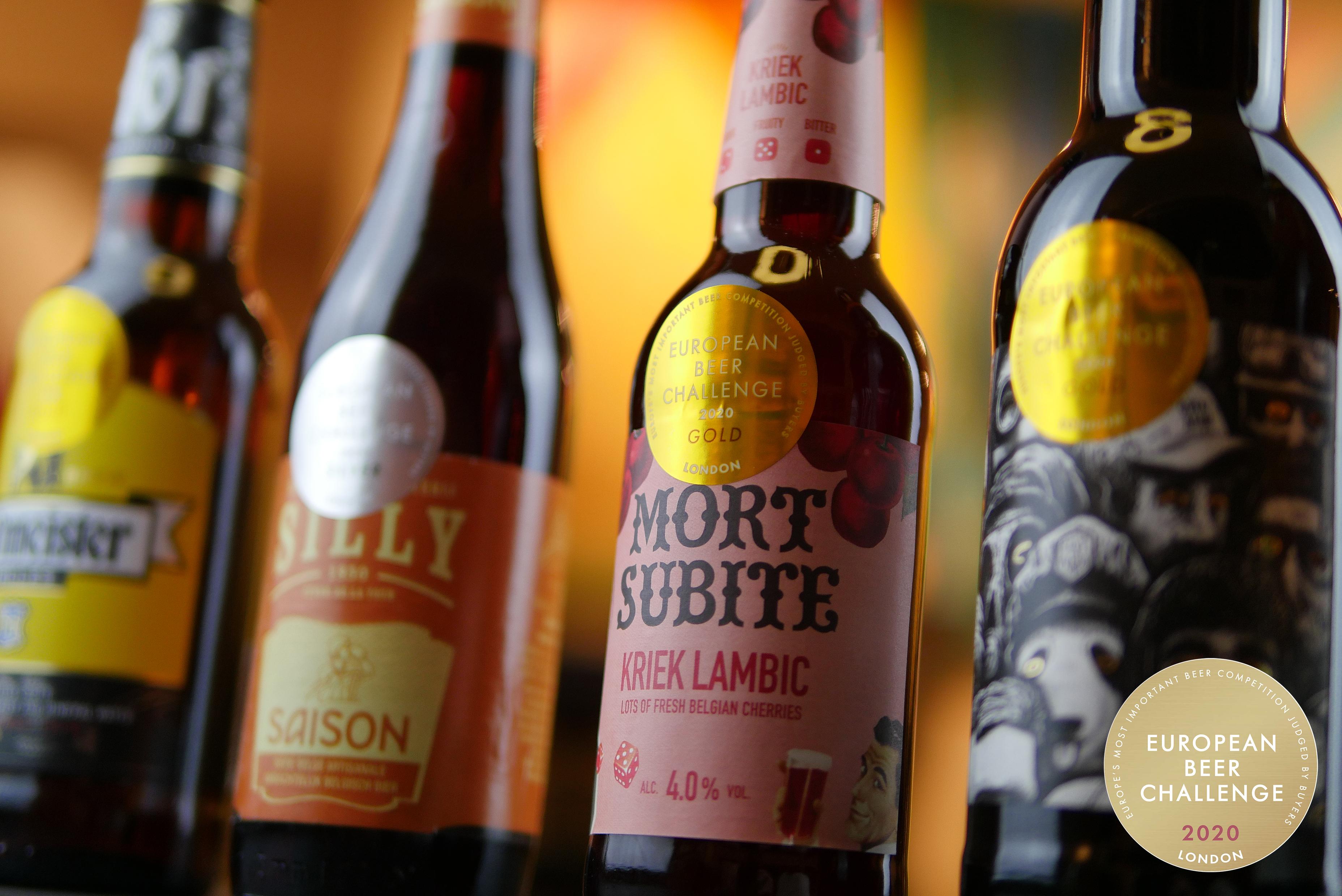 Tri piva Varionice dobitnici su Oscara među pivima – The European Beer Challenge 2020