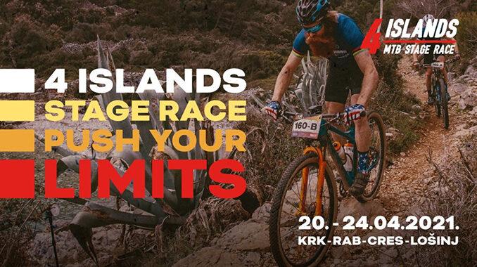 Šesto izdanje 4 Islands MTB stage race