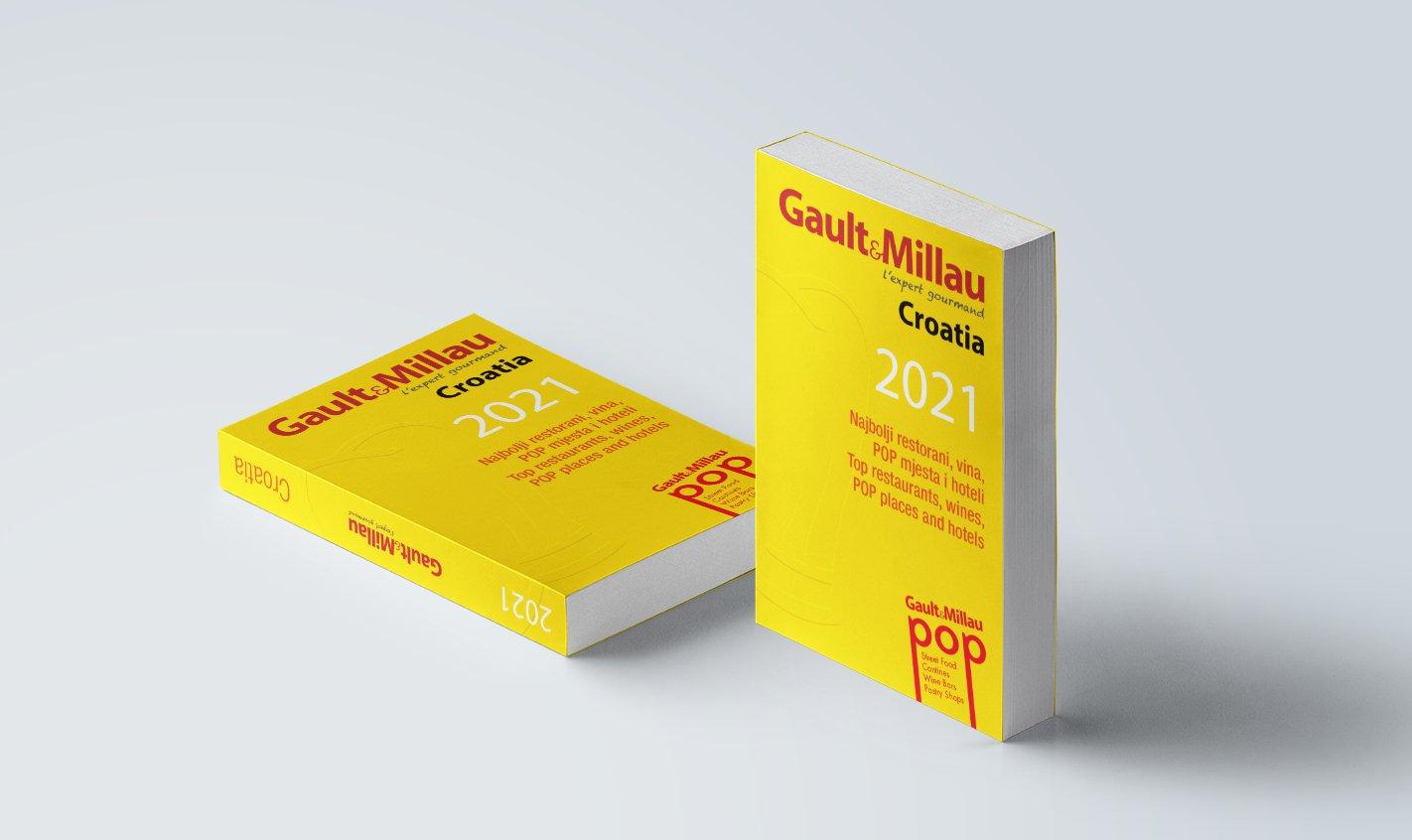 Gastronomski vodič Gault&Millau Croatia 2021. izlazi krajem svibnja!