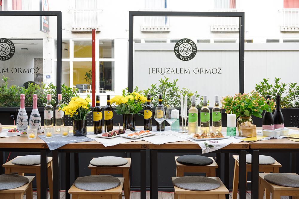 Zakoračite u svijet prozračnih i svježih Jeruzalem Ormož i POP ART vina