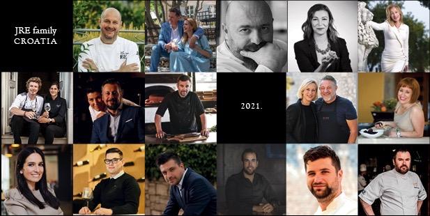Nova imenovanja u Odboru Jeunes Restaurateurs (JRE) Hrvatska