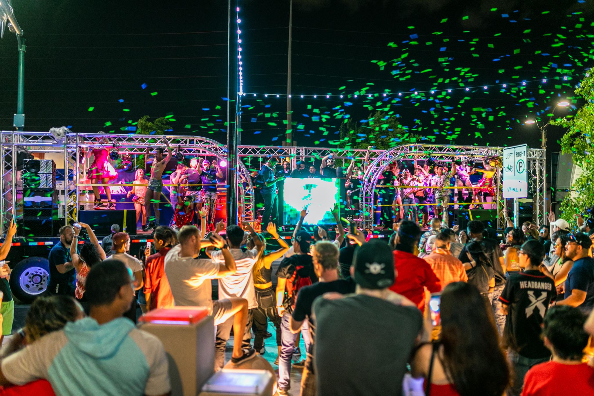 KRAJEM LJETA NA JARUN STIŽE SPEKTAKULARNI 'LMF' FESTIVAL